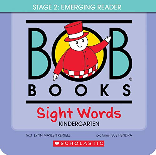 Bob Books Sight Words: Kindergarten (Best Boobs In The Business)