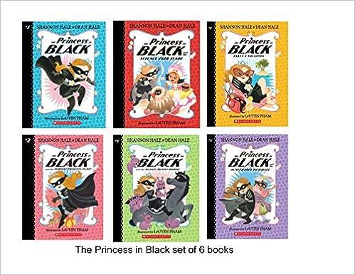 The Princess in Black Box Set
