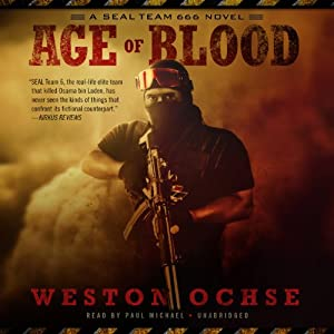 Age of Blood Audiobook