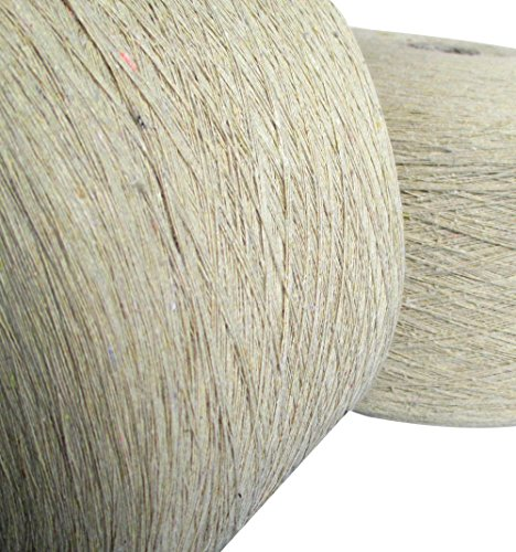 RaanPahMuang Thread Hemp Blend with Synthetic Bulk for Arts And Crafts Projects, 2900 grams by Raan Pah Muang