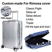 [Shipping by DHL]For Rimowa Salsa air/Classic Flight/topas/limbo WaterProof Luggage polyester Cover Protector[Please take a picture of your luggage and send us]