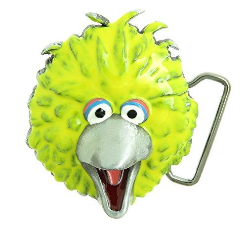 (Sesame Street Big Bird Belt Buckle)