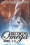 Bargain eBook - Becoming Omega Series Books 1 3