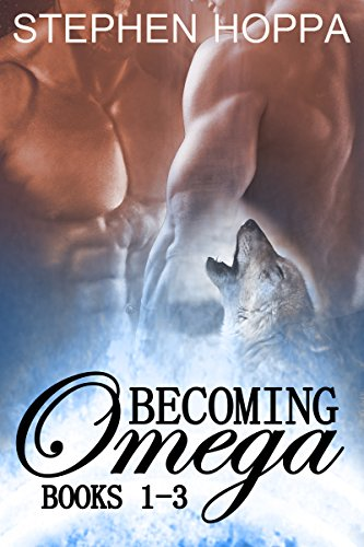 Bargain eBook - Becoming Omega Series Books 1 3