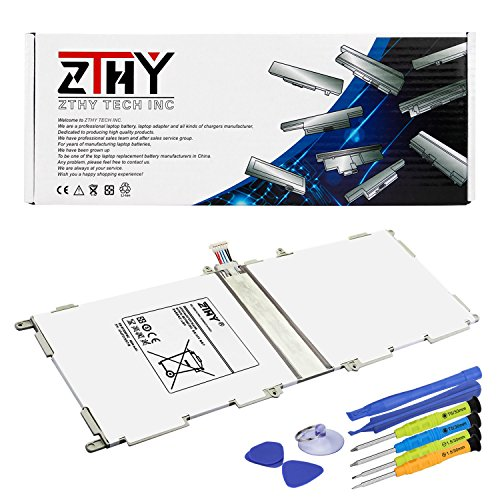 (ZTHY EB-BT530FBU Battery for Samsung Galaxy Tab 4 10.1