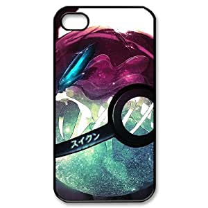 Pokemon Ball iPhone 4 4s Snap On Hard Case - Retail Packing - Vazza
