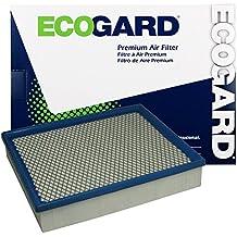 ECOGARD XA5314 Premium Engine Air Filter Fits Chevrolet Silverado 1500 / GMC Sierra 1500 / Chevrolet Tahoe, Suburban 1500, Silverado 2500 HD / GMC Yukon, Yukon XL 1500 / Chevrolet Avalanche 1500