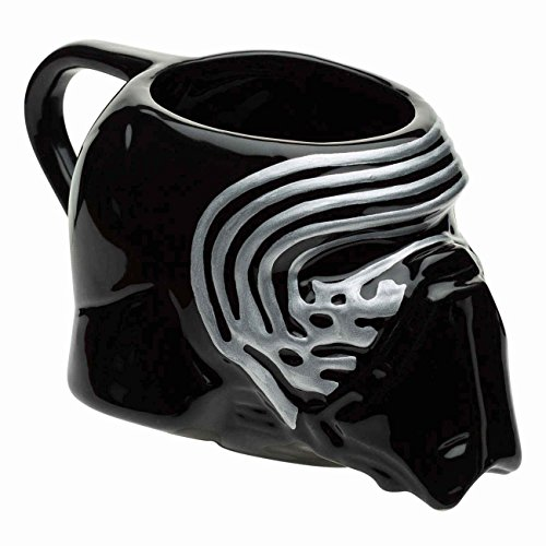 Star Wars: The Force Awakens Kylo Ren Sculpted Mug