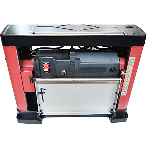Thickness Planer Package Wood Planing Machine 13-Inch 220V 1500W (Item#024201) by Techtongda