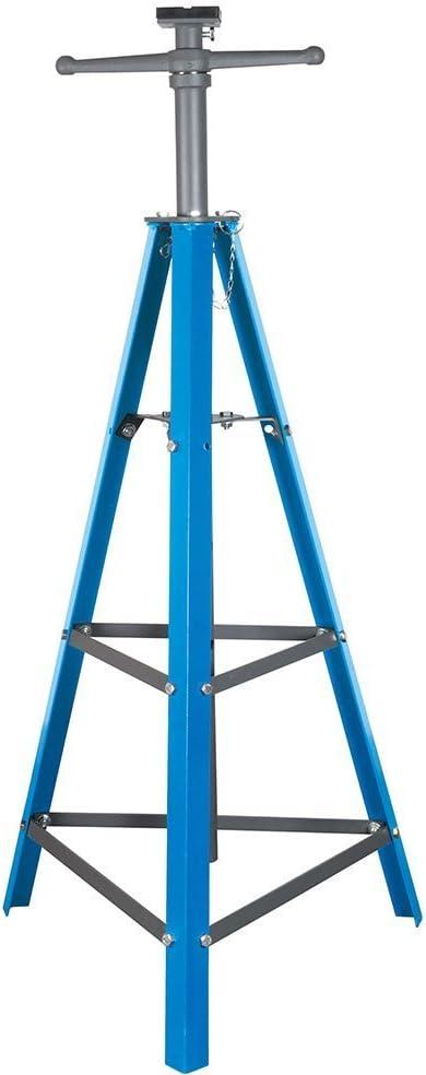 "79/"" Support Lift Kit Floor Mount 1500 lb Under Hoist Car Stand Twist Jack 53/"""