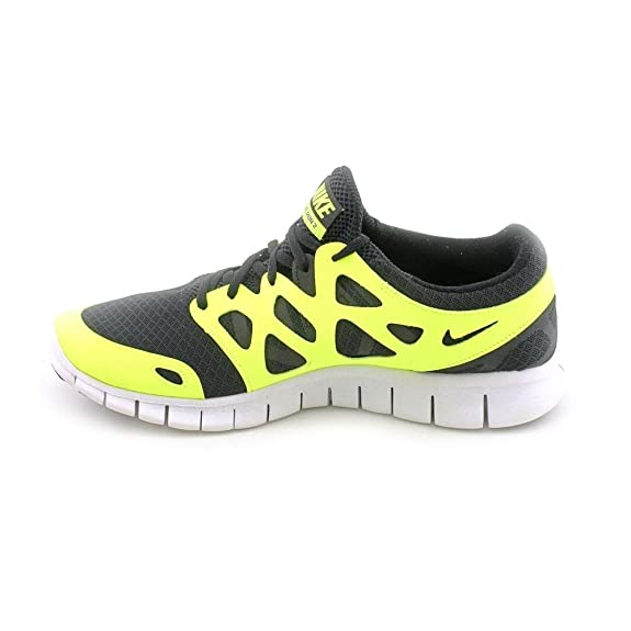 2563b61efc0 ... italy czech nike hypershift yellow pill nike free run 2 mens running shoes  black white yellow