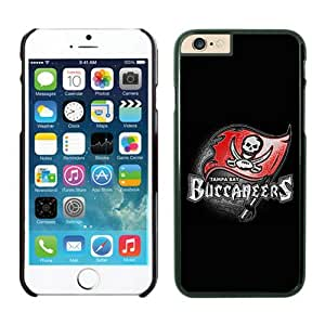 Tampa Bay Buccaneers Case For iPhone 6 Black 4.7 inches