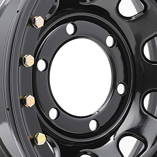 Pro Comp Steel Wheels Series 252 Wheel with Gloss Black Finish (16x8