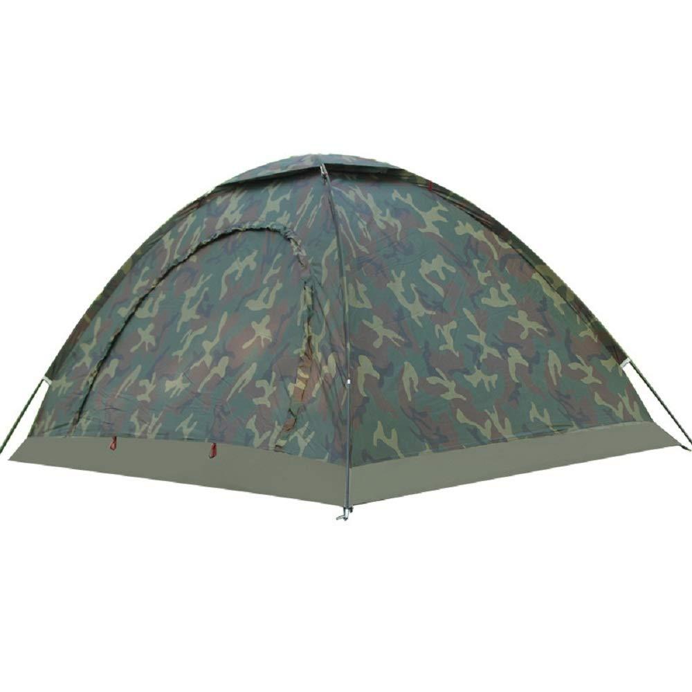 WFF Moskito-Visier-Tarnzelt, 2-3-4-6-Personenzelt, Einzel-Einzel-Campingzelt im Freien