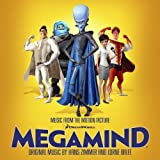Megamind Soundtrack Edition (2010) Audio CD