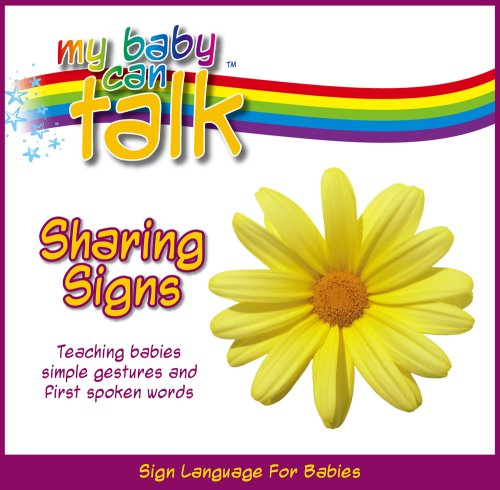 Download My Baby Can Talk - Sharing Signs Board Book pdf