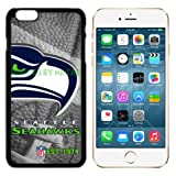 Seahawks Seattle Football New Black Apple iPhone 6S, 6 Case By Mr Case