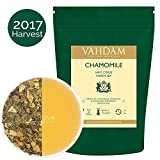 Chamomile Mint Citrus Green Tea Leaves (100 Cups), 100% Natural Detox Tea, Slimming Tea & Weight Loss Tea - Green Tea, Chamomile Flowers, Peppermint, Spearmint, Orange Peels, 3.53oz (SET OF 2)