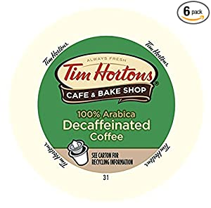 Tim Horton's Single Serve Coffee Cups