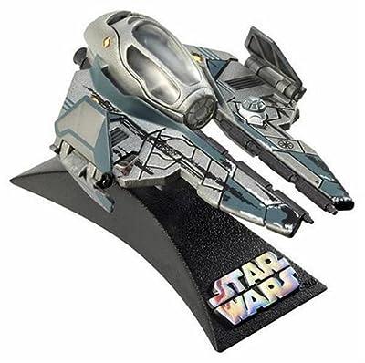 Titanium Series Star Wars 3 Inch Vehicle Jedi Starfighter
