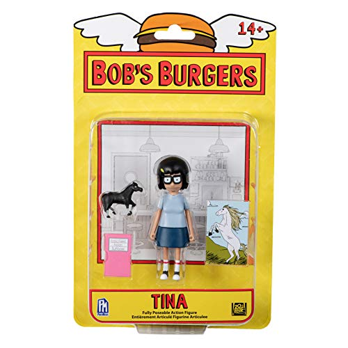 - Bob's Burgers - Tina Action Figure