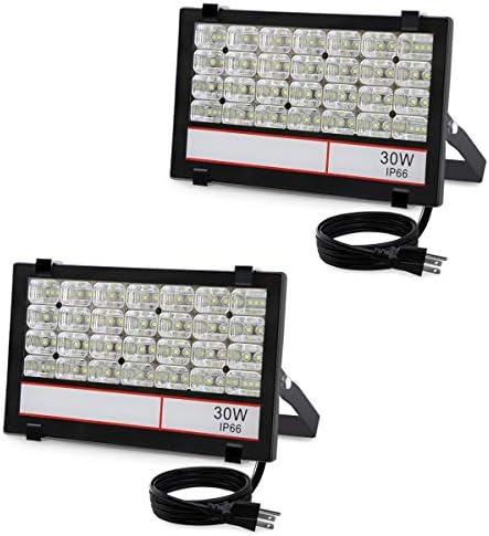 LED Security Lights Motion Sensor Outdoor Adjustable Flood Light 20W 200W Incandescent Equivalent 6000K IP65 Waterproof,Sensitivity Wide Angle Illumination, 3 Modes ETL Certified, Exterio