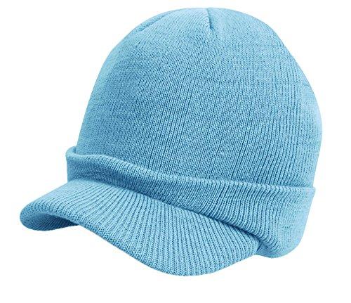 WEAR Punto UK para VIZ Hombre de Azul Gorro C15qRwU