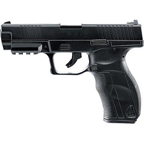 Silver Air Semi Auto Pistol (40 XP Semi-Auto BB Air Pistol)