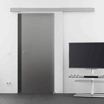 remmert Muebles Interieur GB20 7smsa tiniert Baltic Diseño decorativo de Hela Puerta Corredera de Cristal, transparente, 3 unidades): Amazon.es: Bricolaje y herramientas