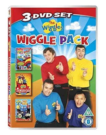The Wiggles: Wiggle Pack triple pack Reino Unido DVD: Amazon.es: Wiggle Pack [Toot Toot/Big Red: Cine y Series TV