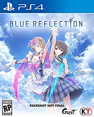 Blue Reflection - PlayStation 4 from Koei Tecmo