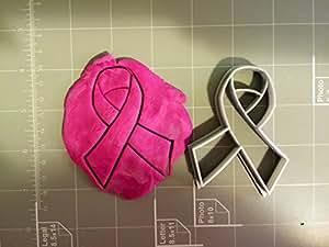 Pink (Cancer) Symbol Cookie Cutter