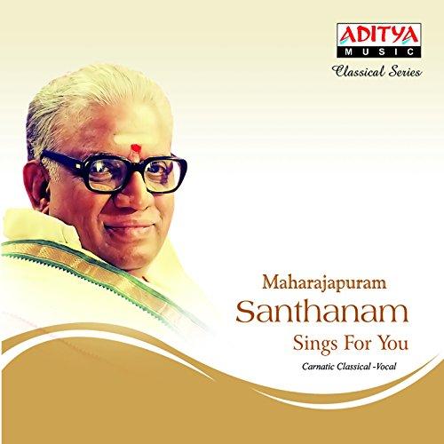 maharajapuram santhanam bharathiyar songs