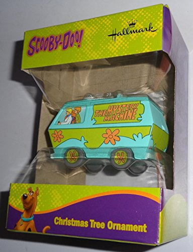 Machine Ornament (Hallmark Scooby-Doo Mystery Machine Holiday)