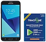 Electronics : TracFone Samsung Galaxy J7 Sky Pro 4G LTE Prepaid Smartphone with Amazon Exclusive Free $40 Airtime Bundle
