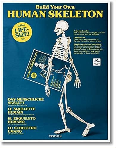 El Esqueleto Humano por Taschen epub