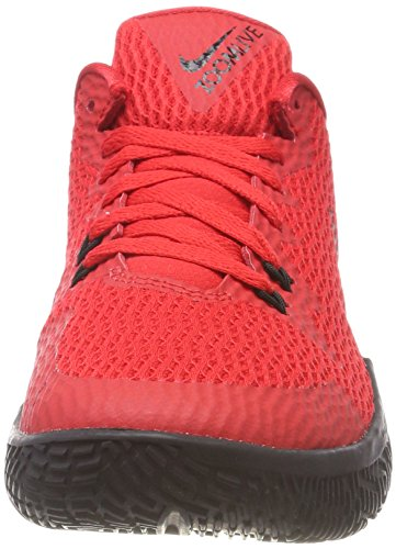 II 600 Rouge de University NIKE Black Red Zoom Chaussures Homme Basketball Live qTxaBp