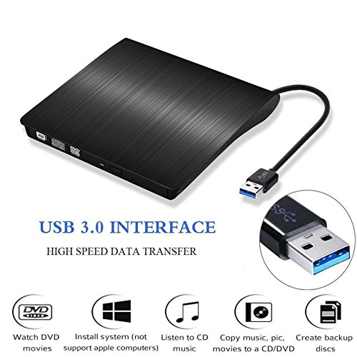 Picture of an External DVD Drive Portable USB 5949558330946