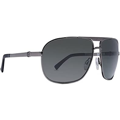 2f92383e84 Image Unavailable. Image not available for. Color  VonZipper Skitch Men s  Casual Wear Sunglasses Eyewear - Color  Charcoal Gloss Vintage Grey