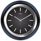 Cadran Luxury 35x35 cm Camlı Duvar Saati, CDX284