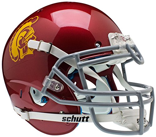 Collegiate Authentic Football Helmet - 6