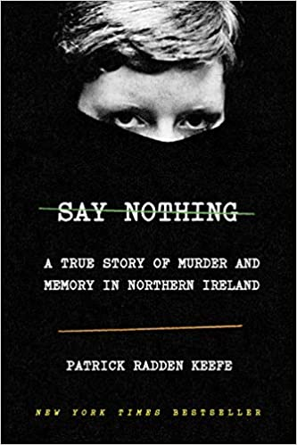 """Image result for say nothing keefe"""""""