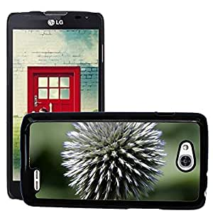Hot Style Cell Phone PC Hard Case Cover // M00307087 Globe Thistle Echinops Composites // LG Optimus L90 D415