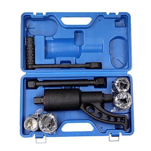 DREAMALL Heavy Duty Torque Multiplier Labor Saving Lug Nut Remover Wrench Set with Case Blue Shipps From NJ, United States.