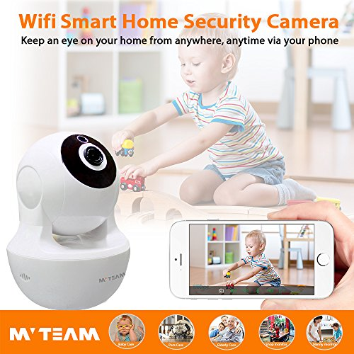 low cost home security camera 1080p wifi ip camera two way audio baby elderly - Security Camera Installation Cost