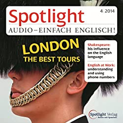 Spotlight Audio - London the best Tours. 4/2014