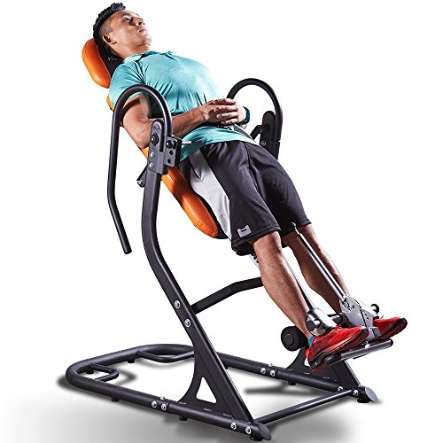 HARISON 406 Inversion Table, Pain Relief Machine by HARISON