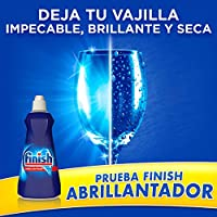 Finish Abrillantador Lavavajillas Professional - 5 L: Amazon.es ...