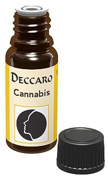 DECCARO Aromaöl Cannabis, 10 ml (Parfümöl)