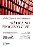 capa de Prática no Processo Civil